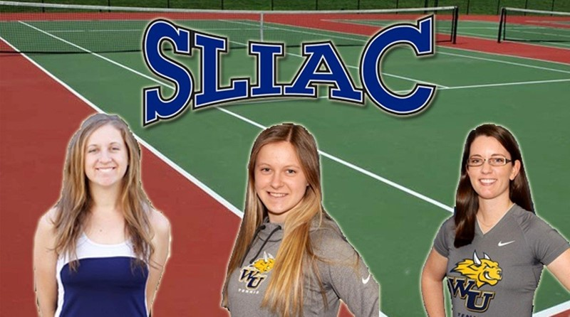 Women's Tennis Earns Numerous SLIAC Honors - Webster