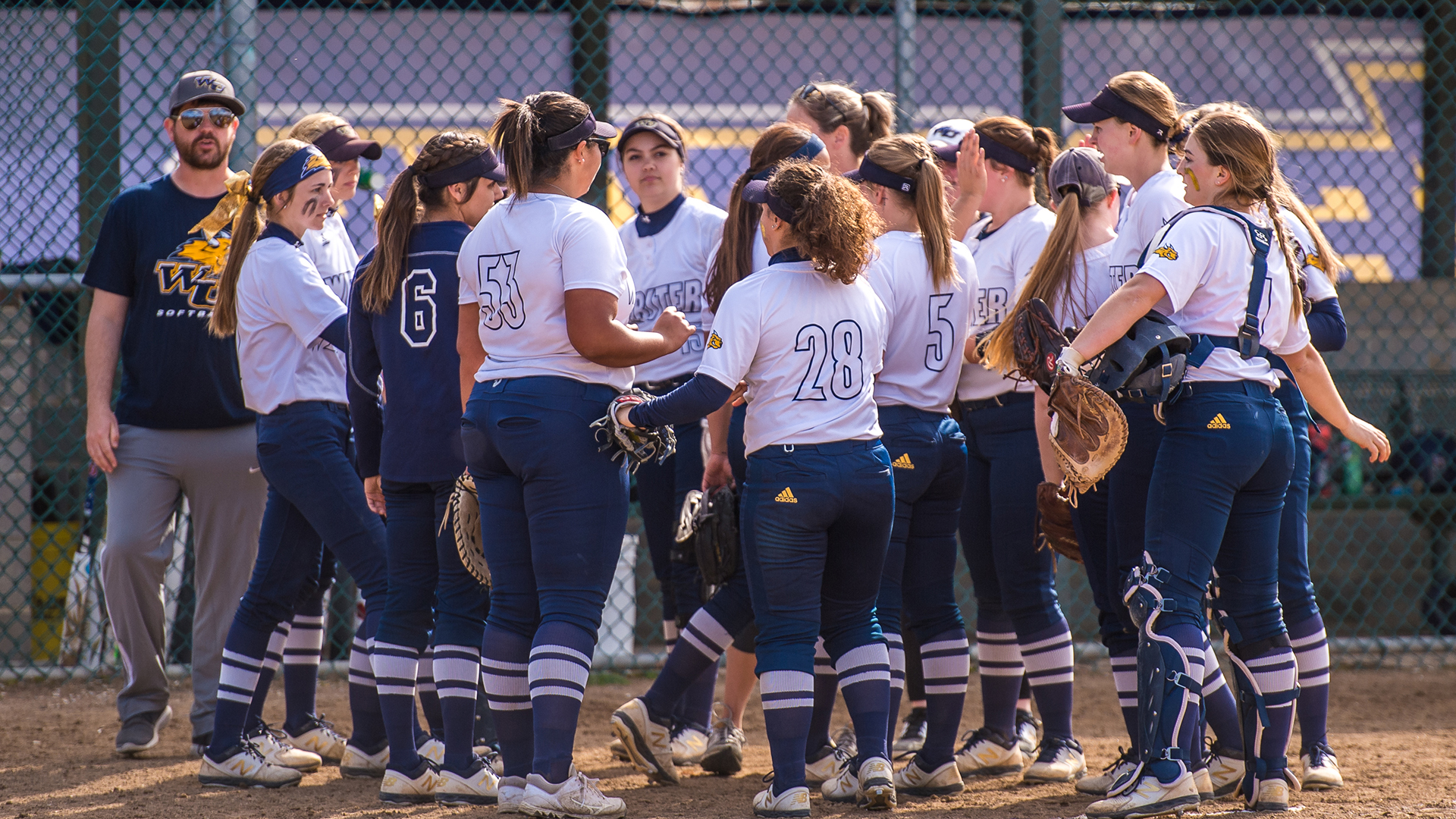 Tuesdays Home Softball Game With Fontbonne Moved To Abc Park