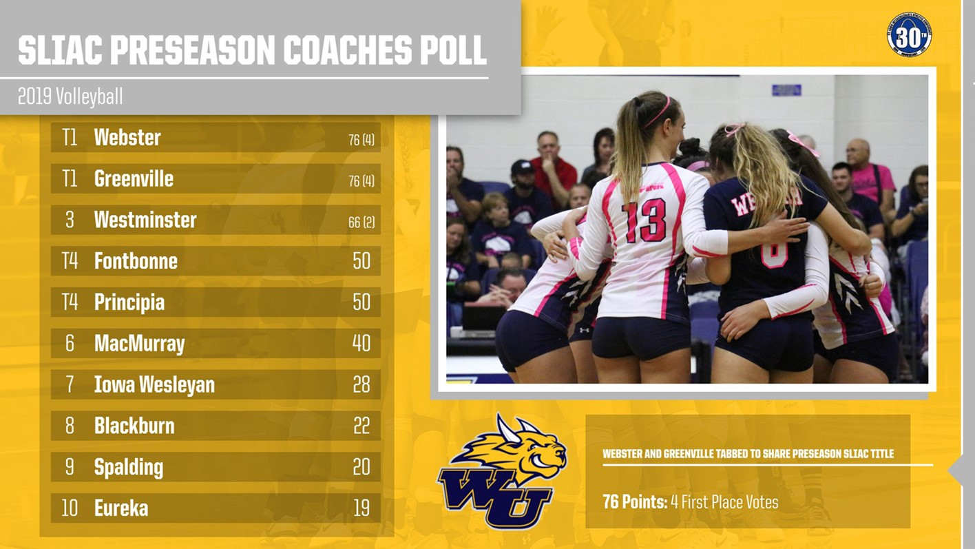 Volleyball - Webster University Athletics